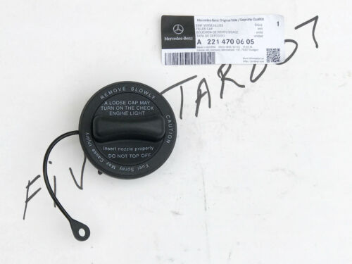 MERCEDES BENZ Gas Tank Cap NOT FOR ZERO EMISSIONS OR ETHANOL FUEL CHECK FITMENT