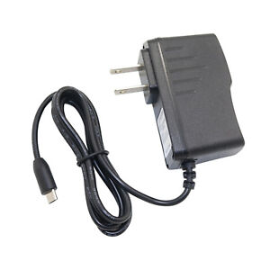 """AC Adapter Charger For RCA Voyager II W// WiFi 7/"""" Touchscreen Tablet RCT6773W22B"""