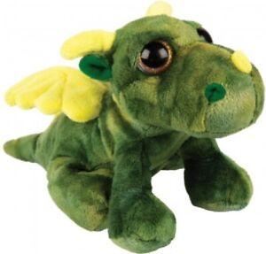 Suki 14535 Green Dragon 7 7/8in Cuddly Toy Collection Suki Classic