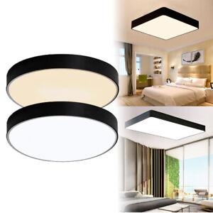 Details zu Dimmbar 18 - 48W LED Deckenlampe Deckenleuchte Wohnzimmer Lampe  + Fernbedienung