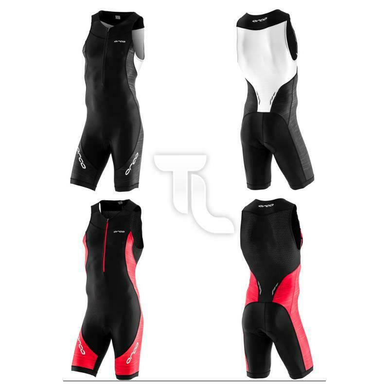 Orca Core Race Suit Herren Triathloneinteiler Triathloneinteiler Triathloneinteiler Einteiler NEU 22c006