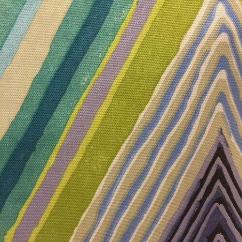 Scion Groove Soul Blue Retro Cushion Cover