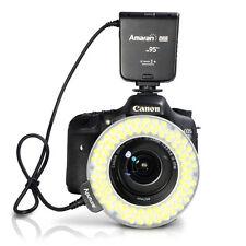 Aputure AHL-HC100 Amaran Halo CRI 95+ LED Macro Ring Flash Light for Canon DSLR