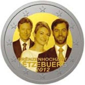 LUXEMBURG-SPECIALE-2-EURO-2012-UNC-034-HUWELIJK-034