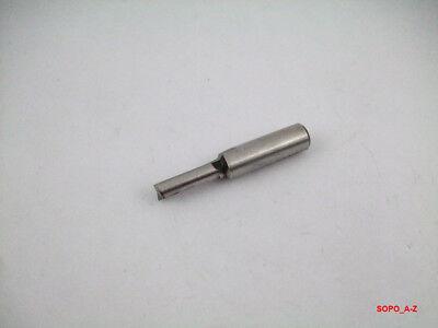 Edelstahl  2575000 Wolfcraft  HSS Lochfräser Fräser Bohrer  5-20 mm  f