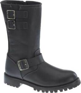 Harley Davidson Men S 11 Inch Classic Engineer Motorcycle Boots D96101 Ebay