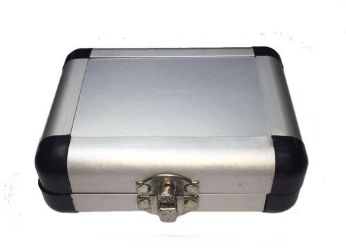 RDGTOOLS ER16 COLLET BOX FOR STORING ER16 COLLETS ENGINEERING TOOLS