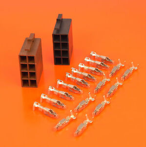 High-Quality-16-Pin-ISO-Car-Audio-Male-Terminal-Connector-Block-Kit-HIFI-Loom
