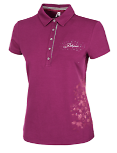 New  Pikeur Charlene Polo Shirt Spring   Summer Grapevine Sizes 10 - 18