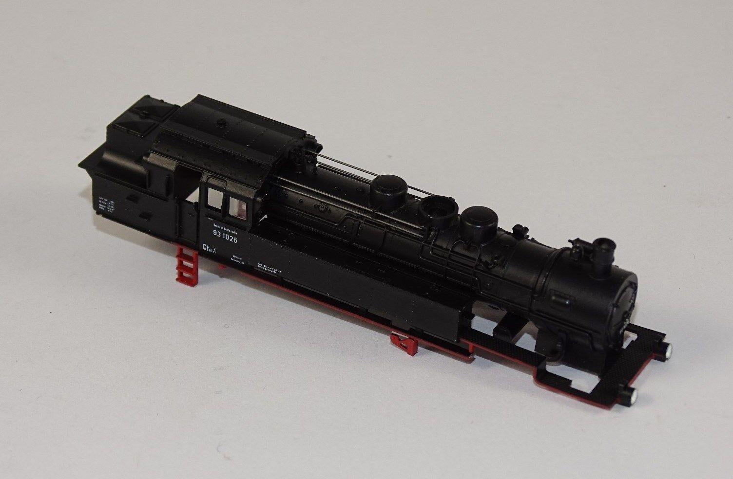 Arnold 2291-001 chassis stampati per stampati stampati stampati BR 93 1026 DB nuovo pezzo di ricambio 5905f1