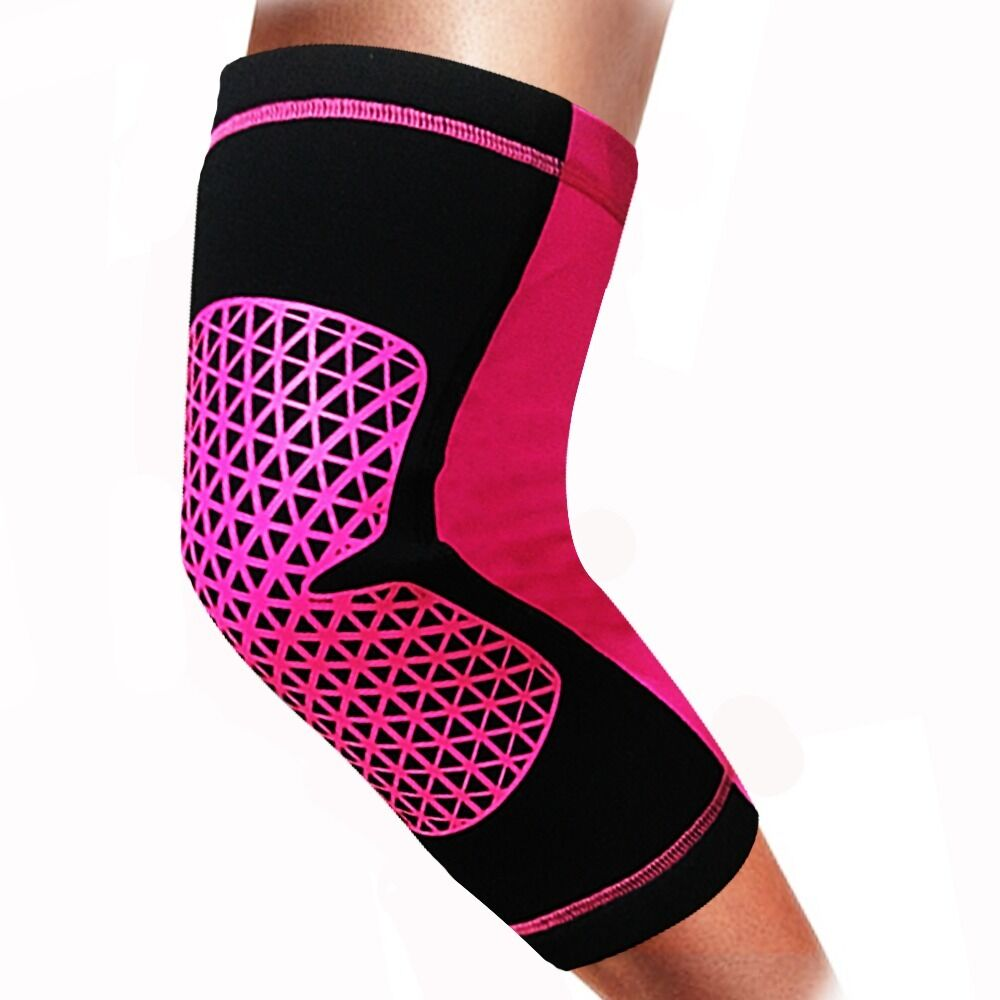 Patella Sleeves Injury Prevention Compression Neoprene Knee Support Braces SFC 12