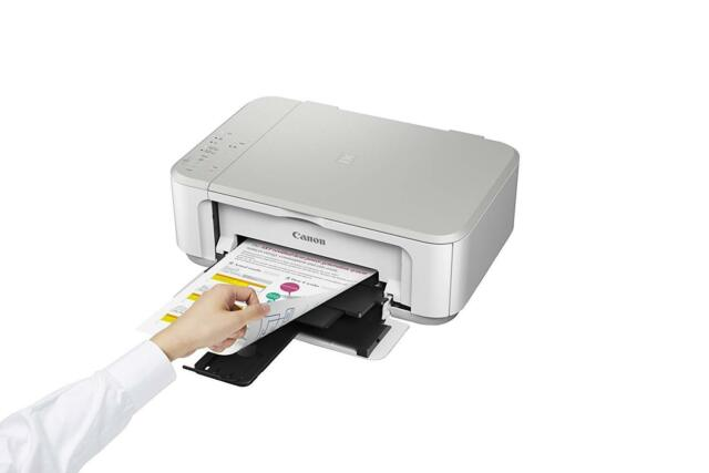 Canon Pixma MG3650 All-In-One WiFi USB Printer White  INK NOT INCLUDED