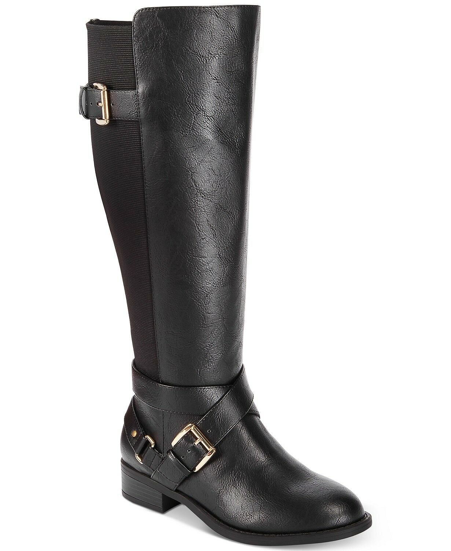Thalia Sodi Vadap Black Boot 5.5 M WC