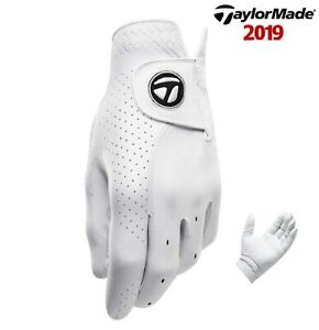 TaylorMade-2019-TP-Tour-Preferred-Leather-Golf-Glove-2-Gloves-Twin-Pack