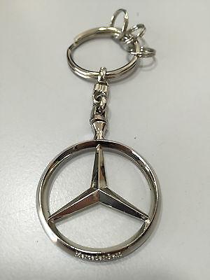 Mercedes-Benz Schlüsselanhänger mit Mercedesstern - Brüssel B66957516