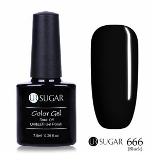 7-5ml-UR-SUGAR-Soak-Off-UV-Gel-Nails-Polish-Nail-Art-Gels-Varnish-Pure-Color-DIY