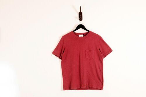 Jungmaven Stonewashed Red Brick Terracotta Pocket
