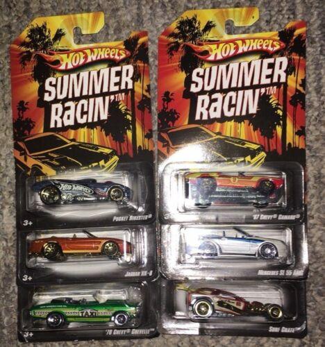 /'12 SUMMER RACIN/' 2010 FRIGHT CARS,/'07 HW 4TH OF JULY  /'09 /'09 /'11 /'10