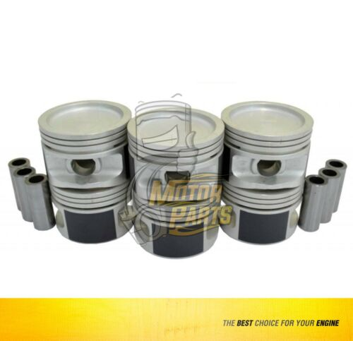 SIZE 040 Piston Set Fits GM Buick Century Maliby Grand Prix  3.1 L OHV 189CID