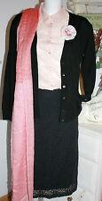 Noa Noa Strickjacke Cardigan Wool Blend Black  size:XS   Neu