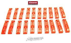 Carrera 20 Fahrbahnverriegelungen 85245 für Evolution, Digital 132/124