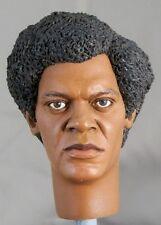 1:6 Custom Head of Samuel L. Jackson as Elijah Price from the film Unbreakable