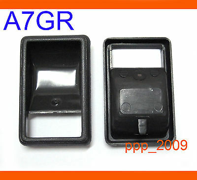 83-88 For Toyota Hilux LN50 LN56 LN60 4Th Inner Door Handle Cup Bezel Gray Pair