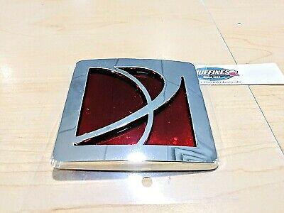2003-2007 SATURN ION FRONT BUMPER EMBLEM 22731602