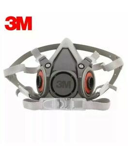 New 6200 Half Respirator Mask Size MEDIUM. (SHIPS FROM USA SAME DAY)
