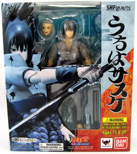 Figuarts Sasuke Uchiha Naruto Shippuden US Seller Bandai Tamashii Nations S.H
