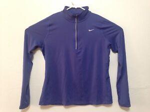 G949 Purple 2 Running cremallera Dri Nike fit Jersey 1 rxrUFI