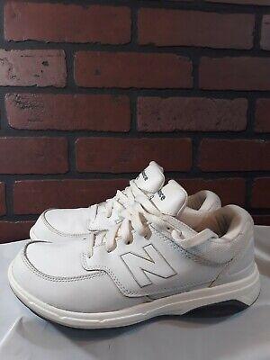 White 100/% Authentic New Men New Balance MW813HWT Walking Hook /& Loop Medium D