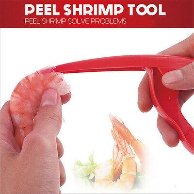 Hot Shell Remover Practical Plier Lobster Tool Shrimp Peeler Prawn Cutter