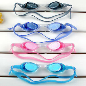 Kids Children Baby Boys Girls Swimming Goggles Anti-fog Swim Glasses Adjustable