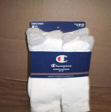 7db75fc353fd item 2 New Men s Champion 6 Pack Cushion White Athletic Crew Socks Shoe  Size 6 - 12 -New Men s Champion 6 Pack Cushion White Athletic Crew Socks  Shoe Size 6 ...