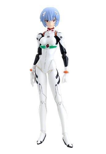 Kb04c Max Factory  - Evangelion 2.0 figurine Figma Rei Ayanami 14 cm  nuovi prodotti novità