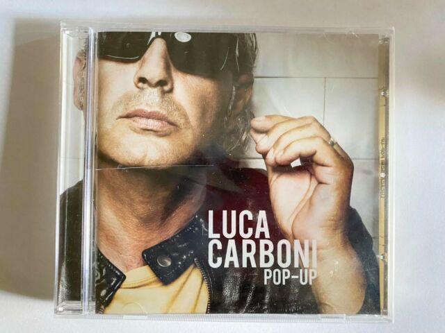Cd Audio LUCA CARBONI - POP-UP  nuovo sigillato