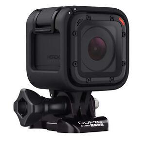 GoPro-HERO4-Session-Actioncam-Kamera-WLAN-Schwarz-wasserdicht-bis-10M