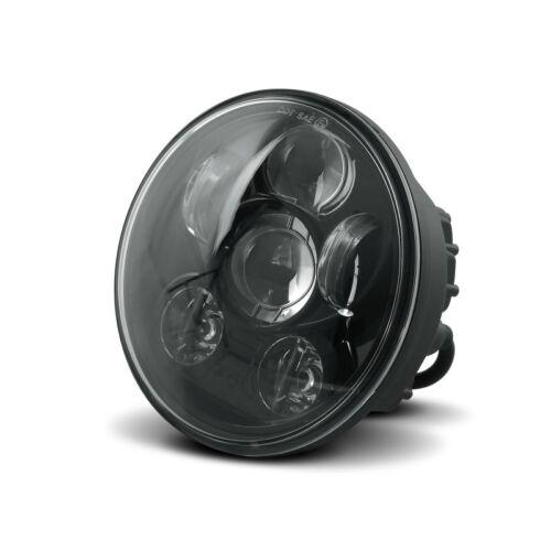 LED Scheinwerfer 5 3//4 für Harley Softail Blackline// Breakout// Custom// Deuce