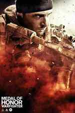 Medal Of Honor Warfighter cubierta Wii Ps3 Xbox 360 Gran Maxi Poster fp2785 (P96)