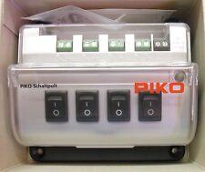 PIKO G 35260 - Stellpult - wetterfest - für 4 Verbraucher - NEU - OVP