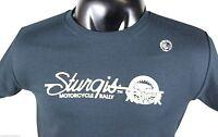 Sturgis Motorcycle Rally 2011 T-shirt Small Black Hills Sd Biker Harley