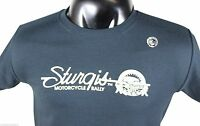 Sturgis Motorcycle Rally 2011 T-shirt Small Black Hills Sd Biker Harley