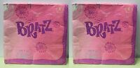2-set Bratz Luncheon Napkins Paper Birthday Party Girls Dolls Child Pink