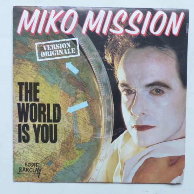 MIKO MISSION The world is you 880658 7