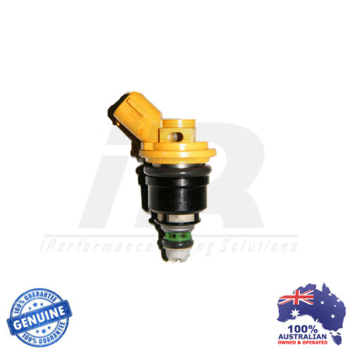 1 x 555cc JECS Side Feed Fuel Injectors Fits Subaru STi WRX GC8 EJ255 EJ257