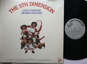 Soul-Lp-The-5Thdimension-Living-Together-Growing-Together-On-Bell
