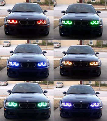 angel eyes bmw e46
