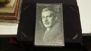 VITTORINI - Le opere narrative - 2 -  i Meridiani - MONDADORI 1974, 23mg21