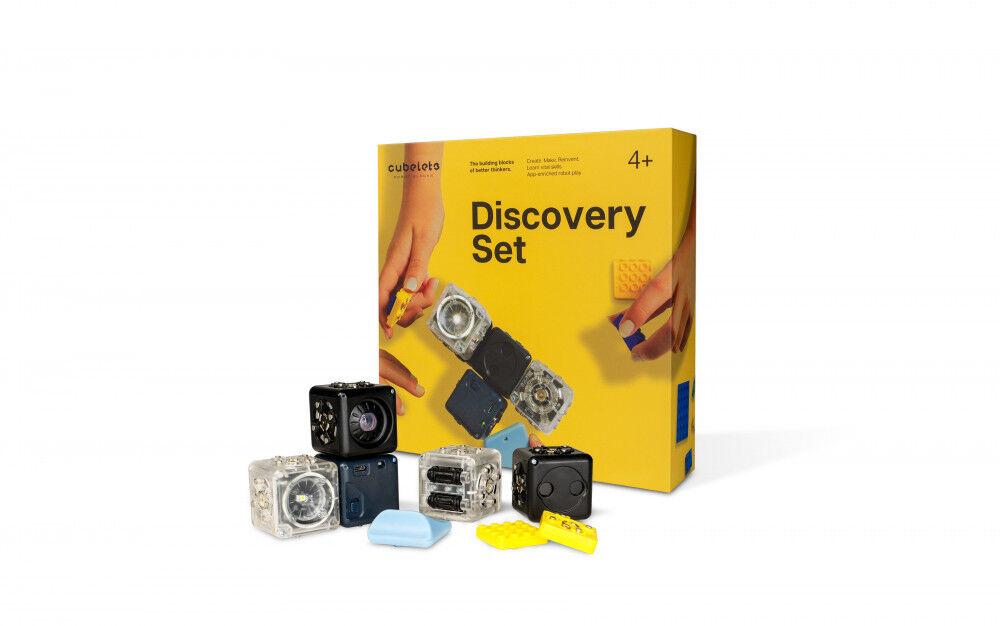 Modular Robotics Robotics Robotics Cubelets Discovery Set 3cfc86